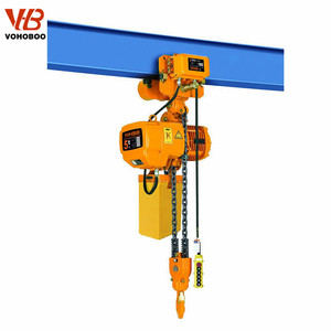 Cheap price 0.5T-5T lifting weight 10 ton electric chain hoist