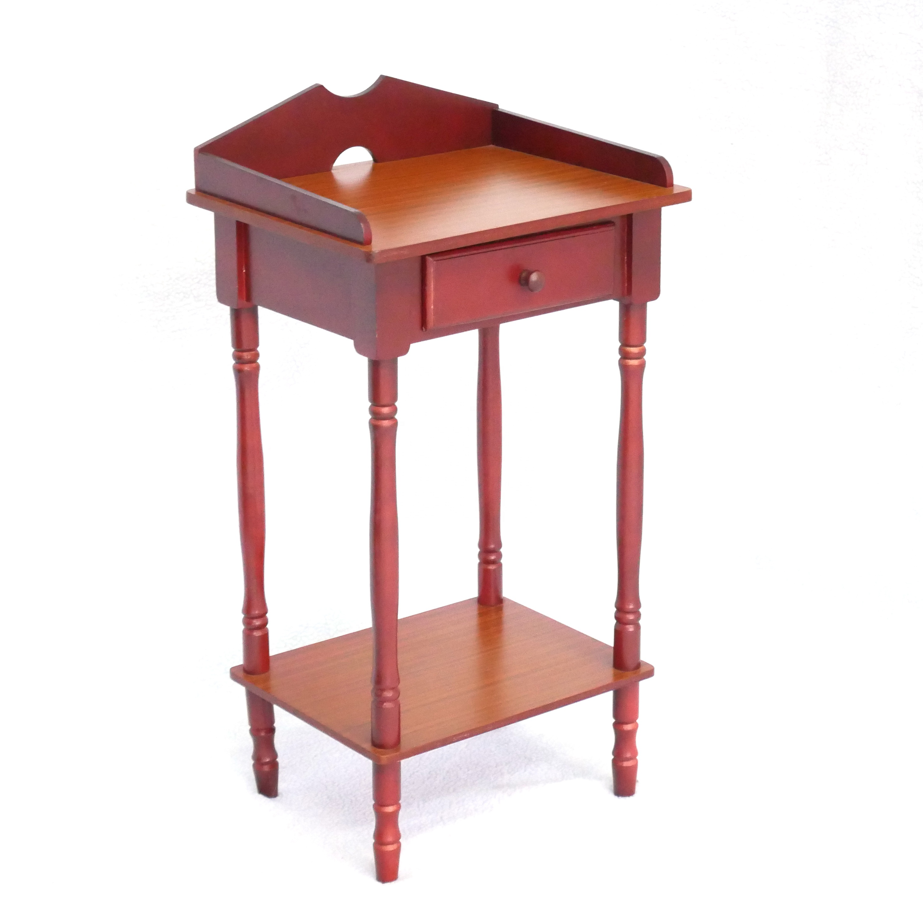 Wooden Telephone Stand Table