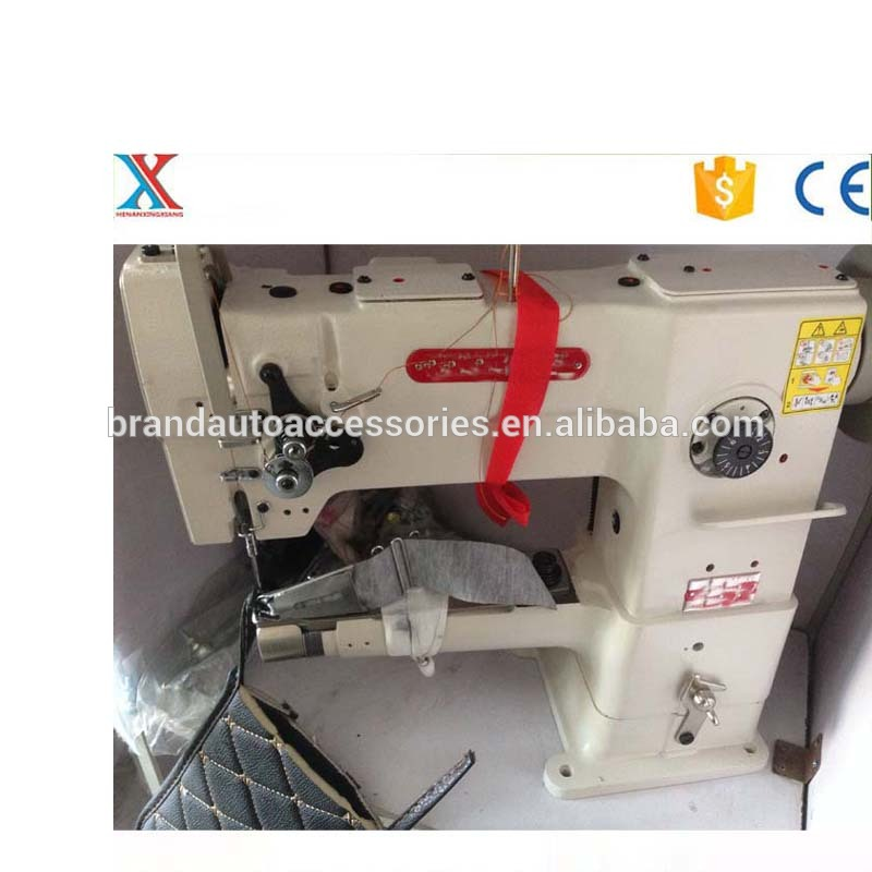 Direct drive industrial heavy duty sewing machine lockstitch carpet binding machines