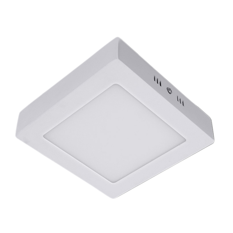 Surface mounted led panel light 6W