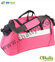 Lady outdoor dance travel bag