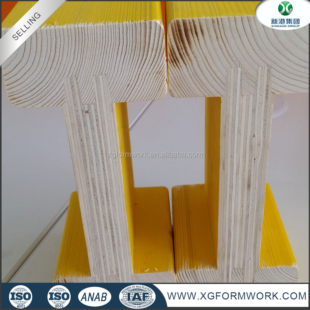 High Quality H12 Formwork H20 Timber Beam Used In Construction