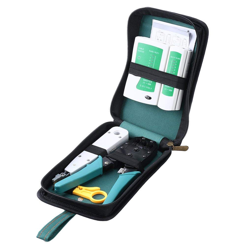 Cheap Punch Tester Find Deals On Line At Alibabacom Rj11 Down Block Wiring Get Quotations Tooltoo Network Cable Repair Kit Wire Impact Tool Pliers Set Crimping