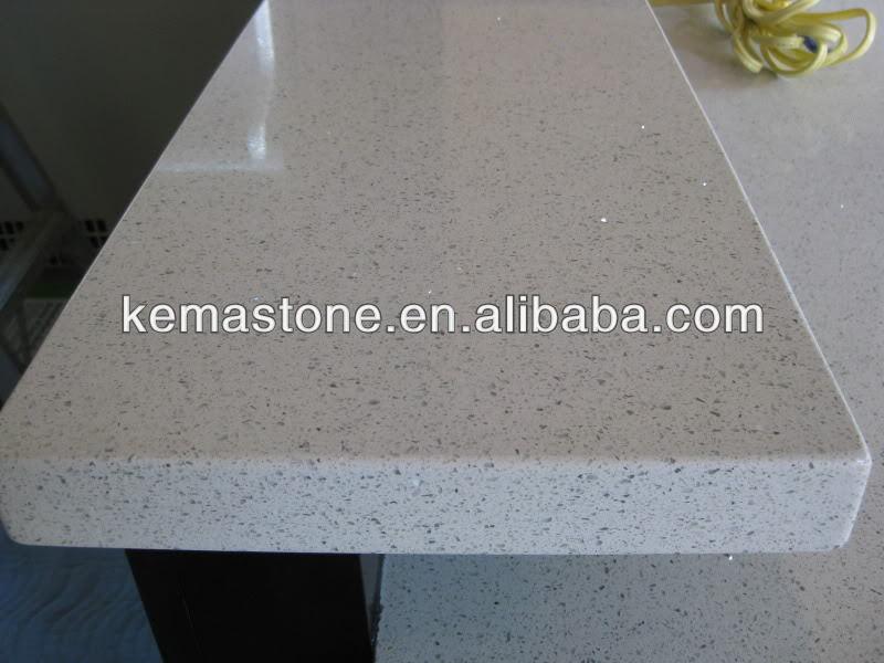 White Sparkle Quartz Stone Countertop, White Sparkle Quartz Stone Countertop  Suppliers And Manufacturers At Alibaba.com