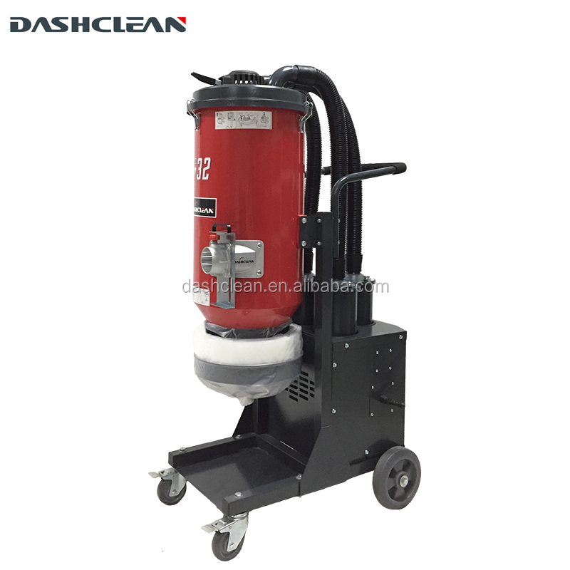 Industrial Vacuum Cleaner G32 With Single-phase Hepa For Concrete Floor  Grinding - Buy Industrial Vacuum Cleaner,Single-phase Industrial Vacuum