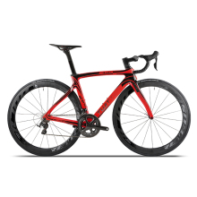 High configuration 52CM carbon road racing bike with ULTEGRA/6800-22S