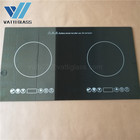 Induction Cooker Black Color Induction Cooker Ceramic Glass Plates