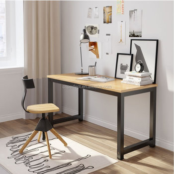 official photos 50855 4184f Large Office Desk Computer Table Study Writing Desk Workstation For Home  Office - Buy Office Workstation,Modern Office Desk,Computer Table Product  on ...