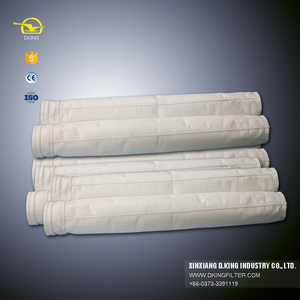 Nonwoven Needle Felt Dust Nomex Filter Bag- Filter Sleeve For Baghouse