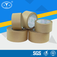 Width and Thickness Can Be Customized Kraft Paper Packing Tape