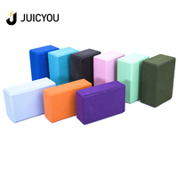 Qualified OEM High Density EVA foam yoga block for yoga fitness