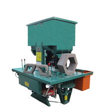 High hydraulic red Interlocking clay brick making machine