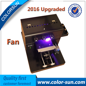 hot sell a4 desktop uv printer price