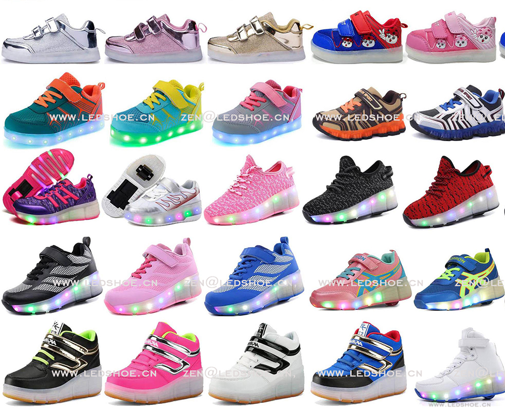 Original High quality USB charge lithium battery led flash shoes