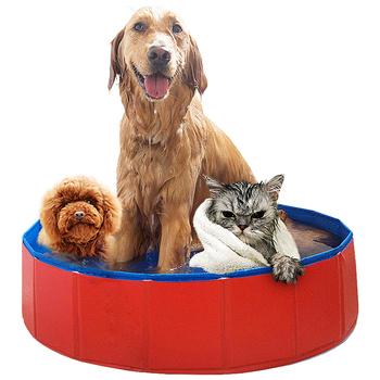 Wholesale Foldable Dog Grooming Tubs , Portable Dog Bathtub Wash Tub Shower  Anywhere