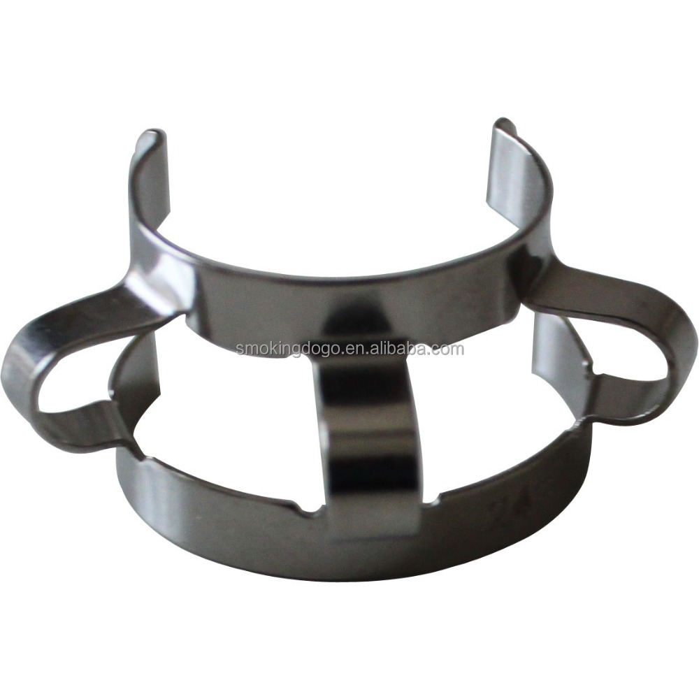 Smoking Dogo Wholesale 14mm Metal Keck Clamp for Glass Lab Ware Metal Keck <strong>Clips</strong>