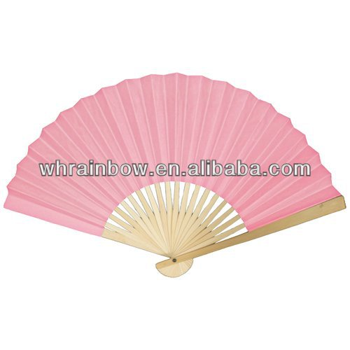 promotional fan, chinese fan craft