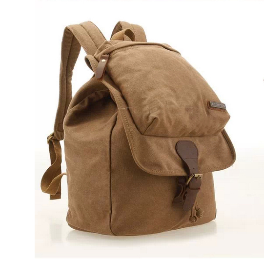 48357f5b38 S.C.Cotton Retro Backpack Canvas Single Shoulder Bag Messenger Bag Cross  Body Bags