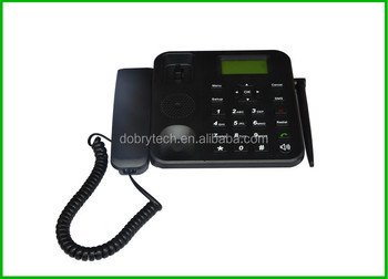 Best Selling Sim Card 3g Gsm Wireless Home Phone Office Phone With ...