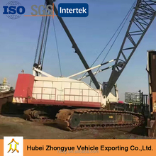 Good Condition Used Manitowoc 200 ton Crawler Crane 2000W for sale