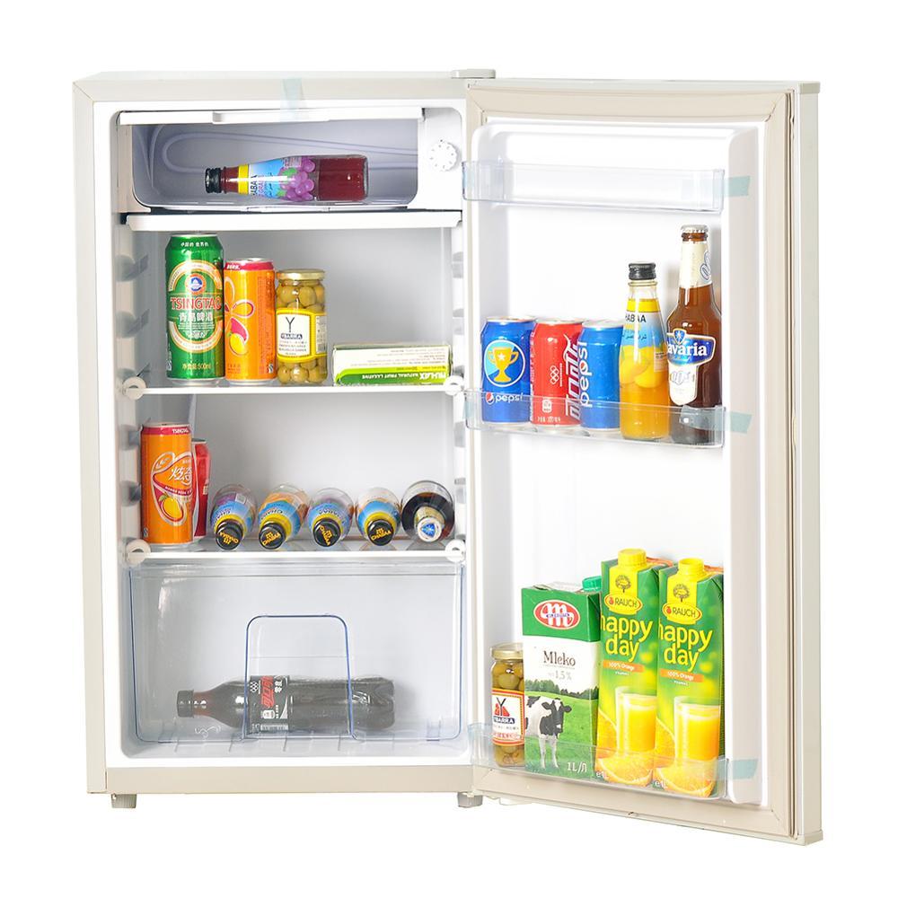 Bcd 142 12v 24v Double Door Solar Refrigerator Fridge