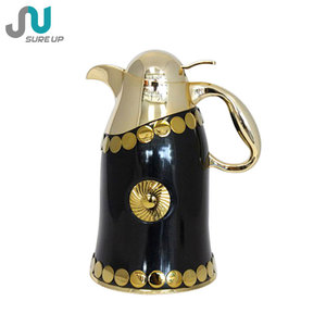 luxury arabic thermos coffee pot tea pot dallah dubai market(JGCV)