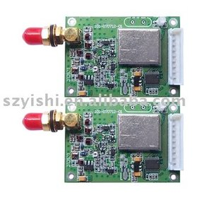1W 3km Industry Design Wireless Data Transceiver Module RF Radio Transmitter and Receiver