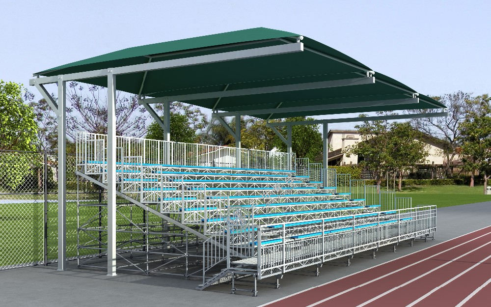 Mctg 501r High Capacity Demountable Grandstand Temporary