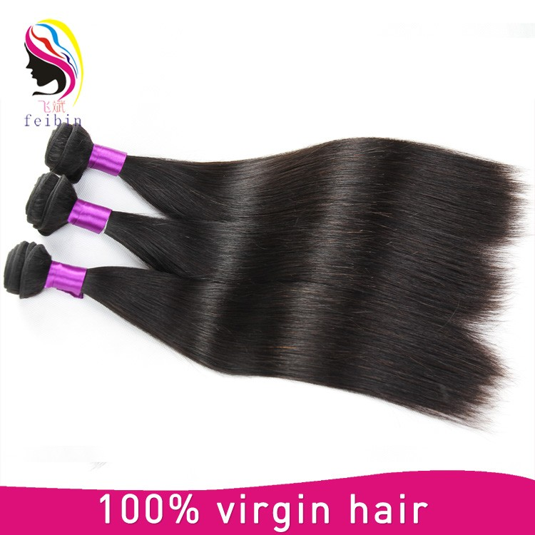 2016 charmant 7A 100% real virgin human Braziliaanse nertsen haar