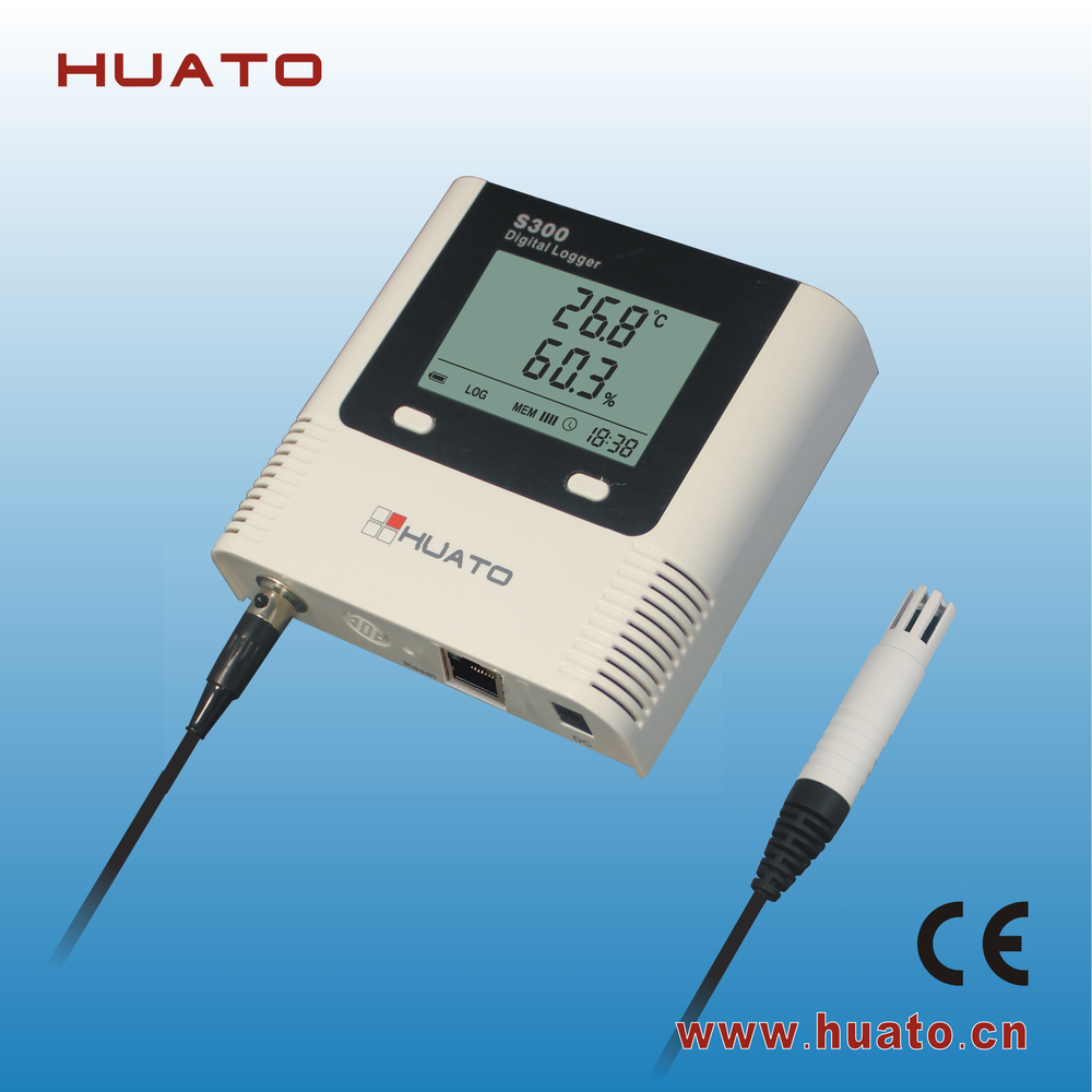 Event Data Logger With Screen : Tcp ip rj temperature monitor data logger