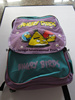 #3 solar collapsible cotton school bag for sample