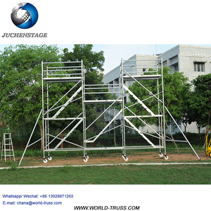 Scaffolding Factory Selling Galvanized Pipe /Mobile Scaffolding Truss/Aluminum /Scaffolding System