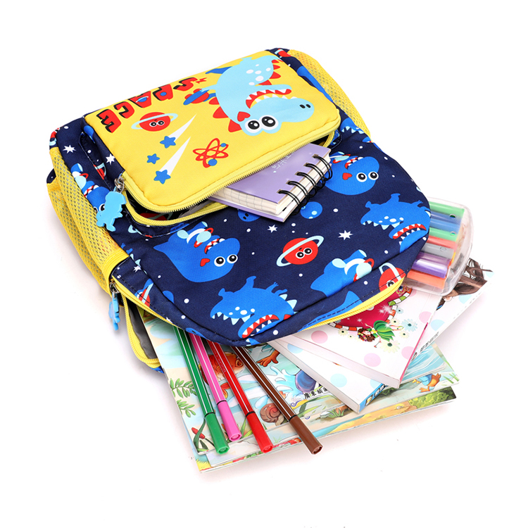 Cartoon child school bag cute children's small backpack