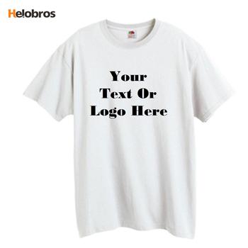 28c3ed31e Factory OEM / ODM Plain Cotton No Brand Custom Design Your Own T Shirt