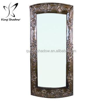 Nouveau Design Elegant Miroir Station Equipement De Salon De Coiffure Miroir Miroir Mural Pour Salon Buy Station De Miroir Miroir Mural Pour