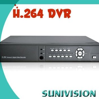 8ch H.264 Stand Alone Dvr