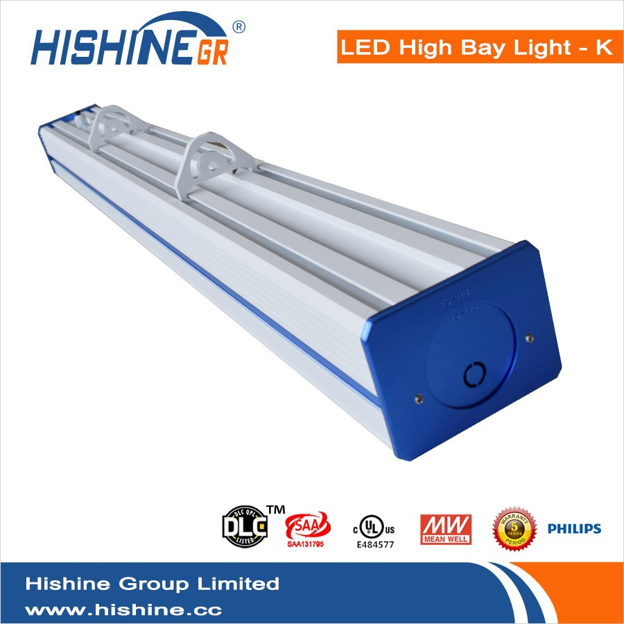 150w Linear Led Light Fixture: Linear Highbay 50w 100w 150w 200w 250w Led Linear Lighting