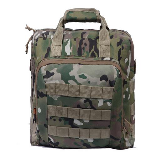 folding multi-function camouflage name brand back pack
