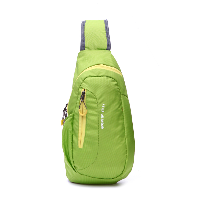 1ed2ca44f2068 Wholesale anti theft sling bag reflective of high quality sling chest bag  light breathable Chest pack