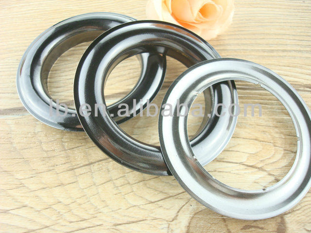 round curtain eyelet ring for curtain