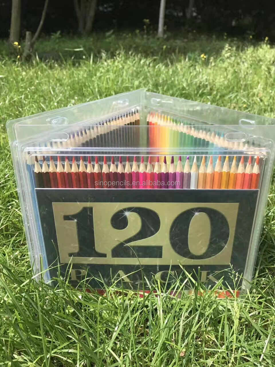 High Quality Professional 120 Pcs Colored Pencil In Colour Pencil ...