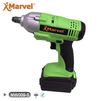 Easy to use new tools charging battery mini rechargeable impact wrench