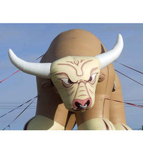 giant inflatable bull animals cows and bulls for outdoor