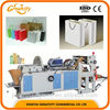 full automatic two line making T-shirt bag plastic bags machine price