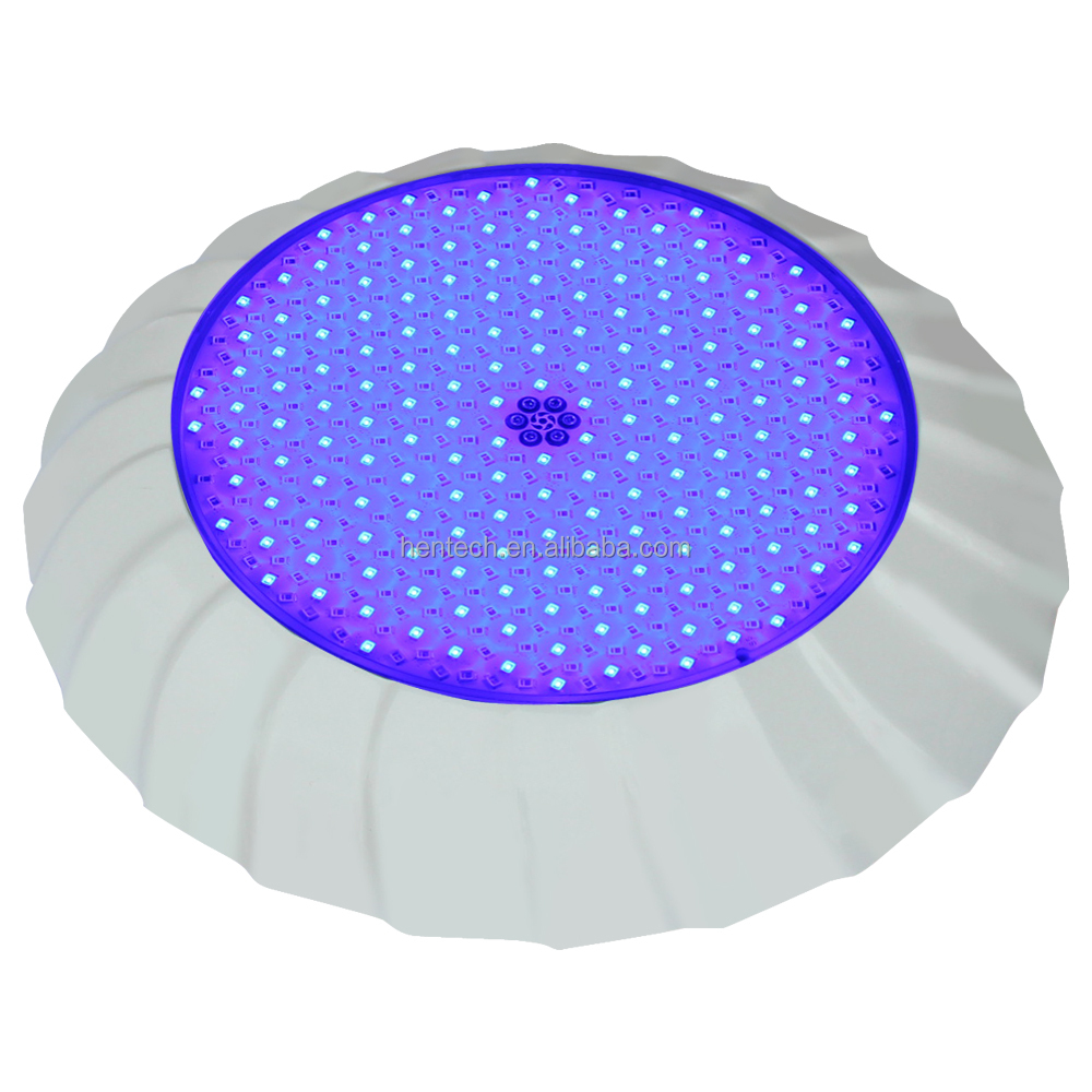 High Quality Hentech IP68 100% Waterproof Rgb Led Swimming Pool Light HT006 for swimming pool and spa