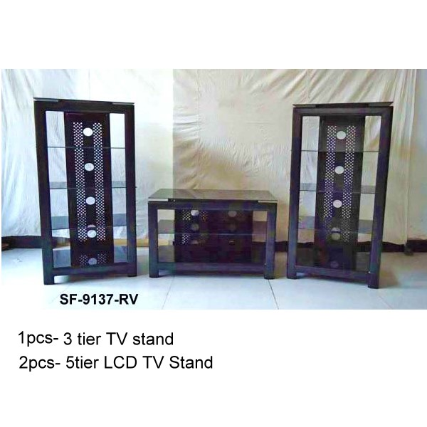 Metal LCD TV Stand