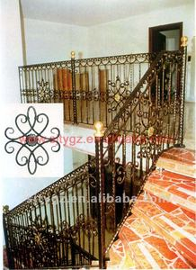 New Hot sales wrought iron stair railing