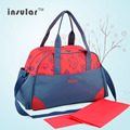 2016 New 2 colors mother bag Diaper bags for mom baby large capacity nappy bags organizer
