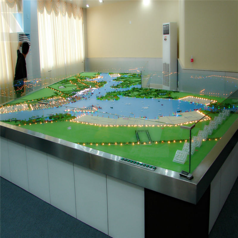 Architecture Model Scale For Urban And City Design,Master Plan ...