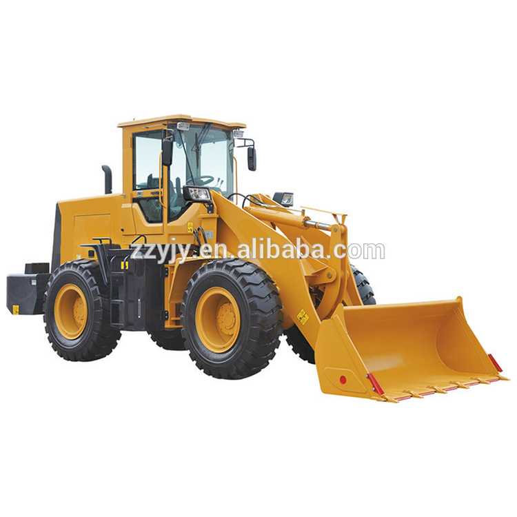 Hot selling 800kg mini competitive price wheel 2ton telescopic loader
